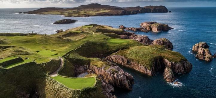 Cruit Island Golf Club - TheGolfPA.com