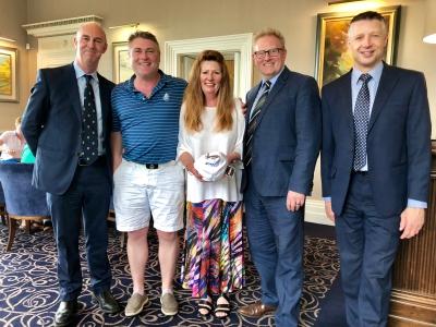 Roger and Irene Coy: Royal Belfast Golf Club - TheGolfPA.com