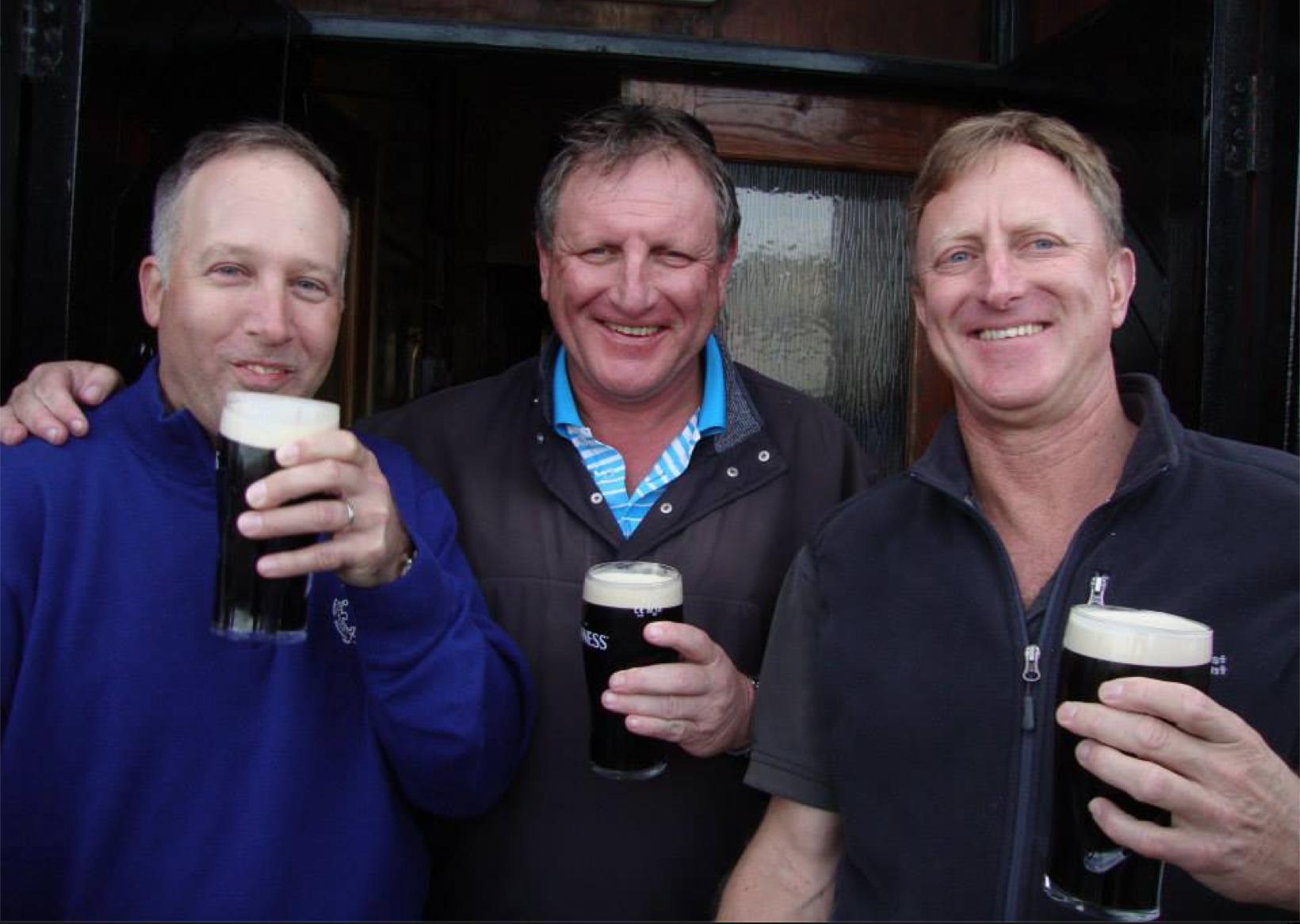 Kevin Dobson: The Harbour Bar, Portrush - TheGolfPA.com