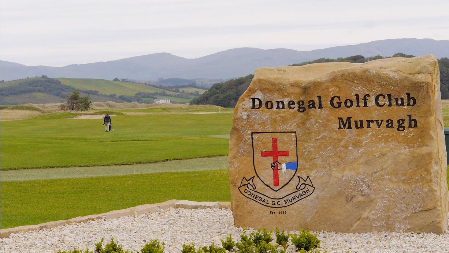 Mark Curry: Donegal Golf Club - TheGolfPA.com