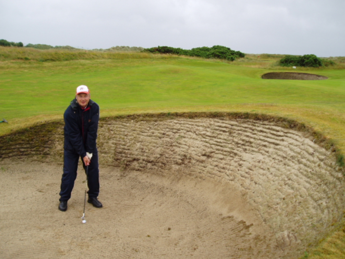 Markus Freeman: Portmarnock Golf Club - TheGolfPA.com