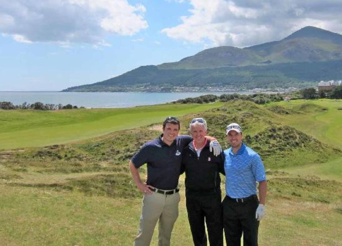 Paul Jones: Royal County Down Golf Club - TheGolfPA.com