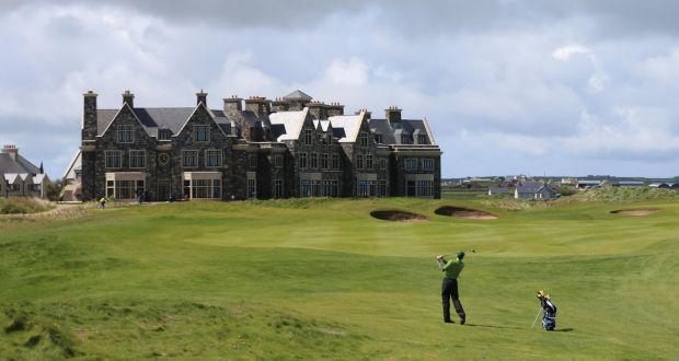 Robert Bird: Doonbeg Golf Links - TheGolfPA.com