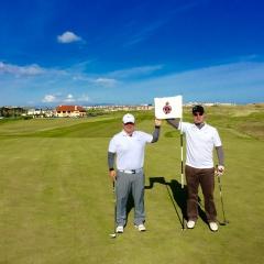 Jason Newton: Royal Portrush Golf Club - TheGolfPA.com