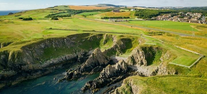 Eyemouth Golf Club - TheGolfPA.com