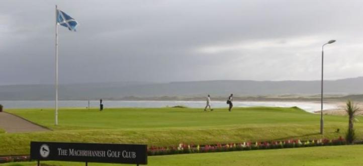 Machrihanish Golf Club - TheGolfPA.com