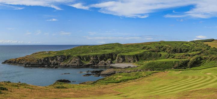 Portpatrick Dunskey Golf Club - TheGolfPA.com